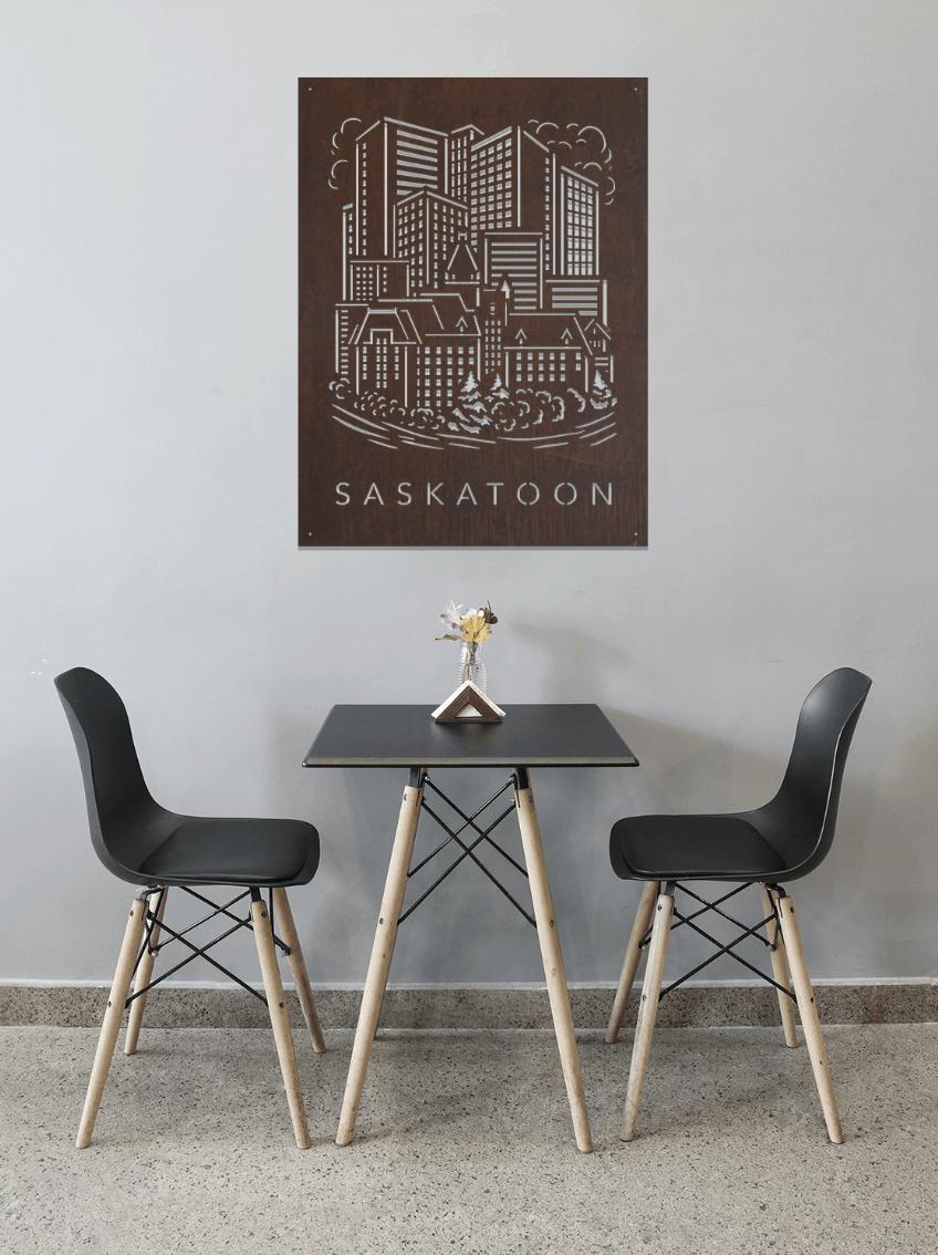 Saskatoon Skyline copy